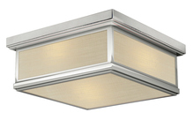 Stone Lighting CL504PNMB4 - Ceiling Avenue Fablux Polished Nickel E26 Incandescent 2x40W