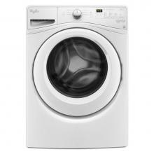 Whirlpool WFW7590FW - 4.2 cu. ft. Front Load Washer with Closet-Depth